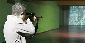 tir à balles rélles cinétir